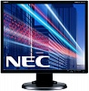 "Монитор NEC 19"" EA193Mi-BK monitor,Black(250cd m2,1000:1,6ms,1280x1024,178 178,Hight adj.110mm;Swiv;Tilt;Piv;D-Sub,DVI-D;Display port; Internal PS; 1+1W;TCO5,ISO 9241-307(pixel failure class I)"