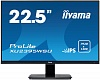 "Монитор Iiyama 23"" ProLite XU2395WSU-B1 черный IPS LED 4ms 16:9 DVI HDMI M M матовая 5000000:1 250cd 178гр 178гр 1920x1200 D-Sub DisplayPort FHD USB 4кг"