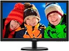 "МОНИТОР 21.5"" PHILIPS 223V5LSB 00(01) Black (LED, 1920x1080, 5 ms, 170° 160°, 250 cd m, 10M:1, +DVI)"