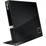 Привод Blu-Ray Asus SBC-06D2X-U/BLK/G/AS черный USB slim внешний RTL