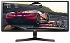 "Монитор LG 29"" Gaming 29UM69G-B черный IPS LED 1ms 21:9 HDMI M M матовая 1000:1 250cd 2560x1080 DisplayPort FHD USB 5.2кг"