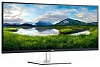 "Монитор Dell 34"" UltraSharp P3421W черный IPS LED 8ms 21:9 HDMI M M матовая HAS 300:1 300cd 178гр 178гр 3440x1440 DisplayPort QHD USB"
