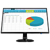 "Монитор HP 23.8"" N246v черный IPS LED 5ms 16:9 DVI HDMI глянцевая HAS Pivot 1000:1 250cd 178гр 178гр 1920x1080 DisplayPort FHD USB 5.2кг"
