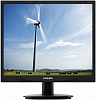 "Монитор Philips 19"" 19S4QAB (00 01) черный IPS LED 5:4 DVI M M матовая 250cd 1280x1024 D-Sub HD READY 3.2кг"
