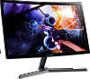 "МОНИТОР 23.6"" Aopen 24HC1QR Black Сurved (LED, Wide, 1920x1080, 144Hz, 4ms, 178° 178°, 250 cd m, 100,000,000:1, +DVI, +D"