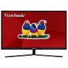 "Монитор ViewSonic 32"" VX3211-4K-MHD черный IPS LED 3ms 16:9 HDMI M M матовая 80000000:1 300cd 178гр 178гр 3820x2160 D-Sub DisplayPort 7.01кг"