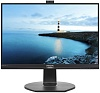 "Монитор 23.8"" PHILIPS 241B7QPJKEB 00 Black с поворотом экрана (IPS, LED, 1920x1080, 5 ms, 178° 178°, 250 cd m, 20M:1, +HDMI, +DisplayPort, +USB, +MM)"
