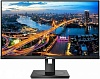 "МОНИТОР 23.8"" PHILIPS 245B1 00 Black с поворотом экрана (IPS, 2560x1440, 75Hz, 4 ms, 178° 178°, 250 cd m, 50M:1, +DVI, +"