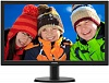 "Монитор 23.6"" PHILIPS 243V5QHABA 00 Black (MVA, LED, LCD, Wide, 1920x1080, 8 ms, 178° 178°, 250 cd m, 10M:1, +DVI, +HDMI, +MM)"