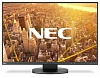 Монитор жидкокристаллический NEC Монитор LCD 24'' [16:9] 1920х1080(FHD) IPS, nonGLARE, 250cd m2, H178° V178°, 1000:1, 16.7M, 5ms, VGA, DVI, HDMI, DP, USB-Hub, Height adj, Tilt, Swivel, Speakers, 3Y, Black