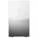 Сетевое хранилище NAS WD Original 4Tb WDBMUT0040JWT-EESN My Cloud Home Duo 2xDisk 2-bay