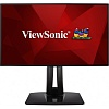 "Монитор 23.8"" ViewSonic VP2458 Black AH-IPS, 1920x1080, 5ms, 250 cd m2, 1000:1 (DCR 50M:1), D-Sub,DP, HDMI, USB, HAS, Pivot, vesa"