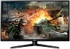Монитор жидкокристаллический LG LCD 31.5'' [16:9] 2560х1440(WQHD) VA, nonGLARE, 400cd m2, H178° V178°, 3000:1, 16.7M, 5ms, 2xHDMI, DP, USB-Hub, Height adj, Pivot, Tilt, USB-С, Audio out, 2Y, Black