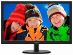 "Монитор 21,5"" Philips 223V5LSB2 1920x1080 TN LED 16:9 5ms VGA 10M:1 90/65 200cd Black/"