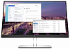 "Монитор HP 23"" E23 черный IPS LED 5ms 16:9 HDMI 1000:1 250cd 1920x1080 D-Sub DisplayPort FHD"