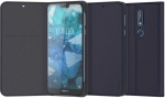 Чехол Nokia 7.1 Entertainment Flip Cover Grey CP-270