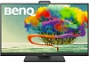 "Монитор Benq 27"" PD2705Q черный IPS LED 16:9 HDMI M M матовая HAS Pivot 300cd 178гр 178гр 2560x1440 DisplayPort QHD USB 5.7кг"