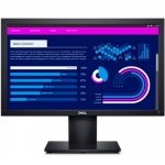 "Монитор Dell 18.5"" E1920H LCD BK/BK (TN; 16:9; 200 cd/m2;  600:1; 5ms; 1366x768; 65/90; VGA; DP; Tilt)"