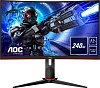 "МОНИТОР 31.5"" AOC C32G2ZE Black-Red (VA, изогнутый, 1920x1080, 240Hz, 1 ms, 178° 178°, 300 cd m, 80M:1, +2xHDMI 2.0, +Di"