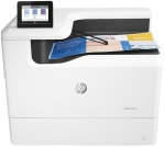 Принтер струйный HP PageWide Color 755dn (A3, 600dpi, 35(up to 55)ppm, Duplex, 1,5 Gb,2trays 100+550, USB/GigEth/WiFi, 1y war, pigment ink, replace Y3Z46B)