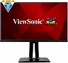 Монитор жидкокристаллический ViewSonic Монитор LCD 27'' 16:9 2560х1440(WQHD) IPS, nonGLARE, 300cd m2, 178° 178°, 1300:1, 20М:1, 1.07B, 14ms, HDMI, DP, USB-C, USB-Hub, Height adj, Pivot, Tilt, Swivel, 3Y, Black