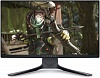 "Монитор Alienware 24.5"" AW2521HF черный IPS LED 1ms 16:9 HDMI матовая HAS Pivot 1000:1 400cd 178гр 178гр 1920x1080 DisplayPort FHD USB 6.8кг"
