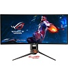 "МОНИТОР 34"" ASUS ROG SWIFT PG349Q Grey (IPS, LED, Wide, 3440x1440, 5ms, 178° 178°, 300 cd m, 100,000,000:1, +DP, +2xНDMI"