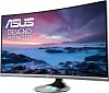 "Монитор 31.5"" ASUS MX32VQ Red-Grey VA, CURVED, 2560x1440, 4ms, 300 cd m2, 3000:1, HDMI, DP, miniDP, USB*2, vesa"