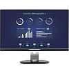 "Монитор 25"" PHILIPS 258B6QUEB 00 Silver-Black с поворотом экрана (USB-Монитор, IPS, LED, 2560x1440, 5 ms, 178° 178°, 350 cd m, 20M:1, +USB-C, +DVI-DualLink, +DisplayPort, +HDMI, +MM, +RJ45, +3xUSB 3.0)"