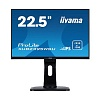 "Монитор Iiyama 22.5"" ProLite XUB2395WSU-B1 черный IPS LED 4ms 16:10 HDMI M M матовая HAS Pivot 250cd 178гр 178гр 1920x1200 D-Sub DisplayPort FHD USB 5.4кг"