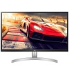 "Монитор 27"" LG 27UL500-W White IPS, 3840x2160, 5ms, 300 cd m2, 1000:1 (Mega DCR), DP, HDMI*2, Headph.out, vesa"