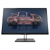 "Монитор HP 27"" Z27n G2 черный IPS LED 16:9 DVI HDMI матовая HAS Pivot 350cd 178гр 178гр 2560x1440 DisplayPort QHD USB 7.66кг"