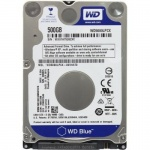 Жесткий диск WD Original SATA-III 500Gb WD5000LPCX Blue (5400rpm) 16Mb 2.5""