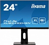 "Монитор Iiyama 23.8"" ProLite XUB2492HSN-B1 черный IPS LED 5ms 16:9 HDMI M M матовая HAS Pivot 250cd 178гр 178гр 1920x1080 D-Sub DisplayPort FHD USB 5.4кг"