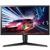 Монитор жидкокристаллический LG Монитор LCD 23.6'' [16:9] 1920х1080(FHD) TN, nonGLARE, 300cd m2, H170° V160°, 1000:1, 16.7M, 1ms, 2xHDMI, DP, Height adj, Tilt, 2Y, Black-Red