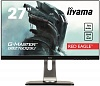 Монитор жидкокристаллический Iiyama GB2760QSU-B1 Монитор LCD 27'' [16:9] 2560х1440 TN, nonGLARE, 350cd m2, H170° V160°, 1000:1, 12М:1, 16,7M Color, 1ms, VGA, DVI, HDMI, DP, USB-Hub, Height adj., Pivot, Tilt, HAS, Speakers, Swivel, 3Y, Black