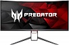 "МОНИТОР 34"" Acer Predator X34 Pbmiphzx Black (IPS, LED, Wide, 3440x1440, 4ms, 178° 178°, 300 cd m, 100,000,000:1, +DP, +НDMI, +MM, +USB, )"
