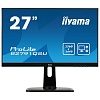 "Монитор Iiyama 27"" ProLite B2791QSU-B1 черный TN LED 1ms 16:9 DVI HDMI M M матовая HAS Pivot 1000:1 350cd 170гр 160гр 2560x1440 DisplayPort FHD USB 6.1кг"