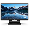"МОНИТОР 23.8"" PHILIPS 242B9T 00 Black (IPS, Multi-touch, 1920x1080, 5 ms, 178° 178°, 250 cd m, 50M:1, +DVI, +HDMI 1.4, +"