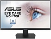 "Монитор LCD 24"" VA24EHE ASUS VA24EHE 23.8"" Wide LED IPS monitor, 16:9, FHD 1920x1080, 5ms(GTG), 250 cd m2, 100M :1 (3000:1), 178°(H), 178°(V), D-Sub, DVI-D, HDMI, 75 Hz, VESA 100x100 mm, Kensington lock, Flicker free, black"