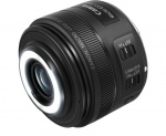 Объектив Canon EF-S IS STM (2220C005) 35мм f/2.8 Macro черный