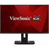 "МОНИТОР 27"" Viewsonic VG2755-2K Black с поворотом экрана (IPS, 2560x1440, 5 ms, 178° 178°, 350 cd m, 80M:1, +HDMI, +Disp"