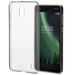 Чехол Nokia 2 Slim Crystal Case Transparent CC-104