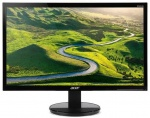 "Монитор Acer 23.6"" K242HQLbid черный VA LED 5ms 16:9 DVI HDMI матовая 1000:1 250cd 1920x1080 D-Sub FHD 4.24кг"