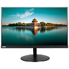 "Монитор Lenovo 23.8"" ThinkVision T24i-10 черный IPS 6ms 16:9 HDMI HAS Pivot 1000:1 250cd 178гр 178гр 1920x1080 D-Sub DisplayPort USB"