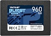 Накопитель SSD Patriot SATA III 960Gb PBE960GS25SSDR Burst Elite 2.5""