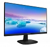"Монитор Philips 23.8"" 243V7QJABF (00 01) черный IPS LED 5ms 16:9 HDMI M M матовая 1000:1 250cd 178гр 178гр 1920x1080 D-Sub DisplayPort FHD 3.66кг"
