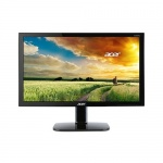 "Монитор Acer 23.6"" KA240HQBbid черный TN+film LED 16:9 DVI HDMI матовая 10000000:1 300cd 1920x1080 D-Sub FHD 3.85кг"
