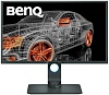 "Монитор Benq 32"" PD3200Q черный VA LED 16:9 DVI HDMI M M матовая HAS Pivot 300cd 2560x1440 DisplayPort QHD USB"