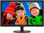 "Монитор LCD PHILIPS 21.5"" 223V5LHSB2/00(01) Black {1920x1080, 5ms, 200 cd/m2, 1000:1 (DCR 10M:1), D-Sub, HDMI, vesa}"